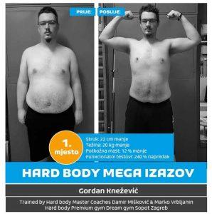 HARD BODY MEGA IZAZOV